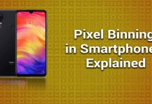 pixel binning explained