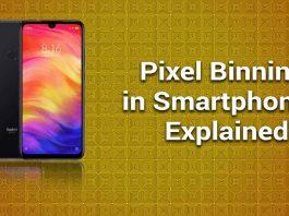 pixel binning explained