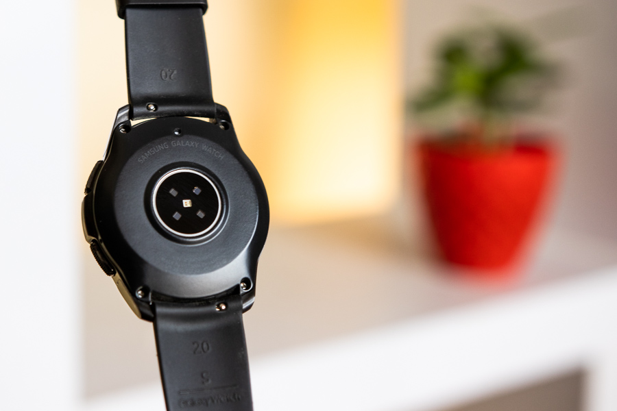 samsung galaxy watch sensors
