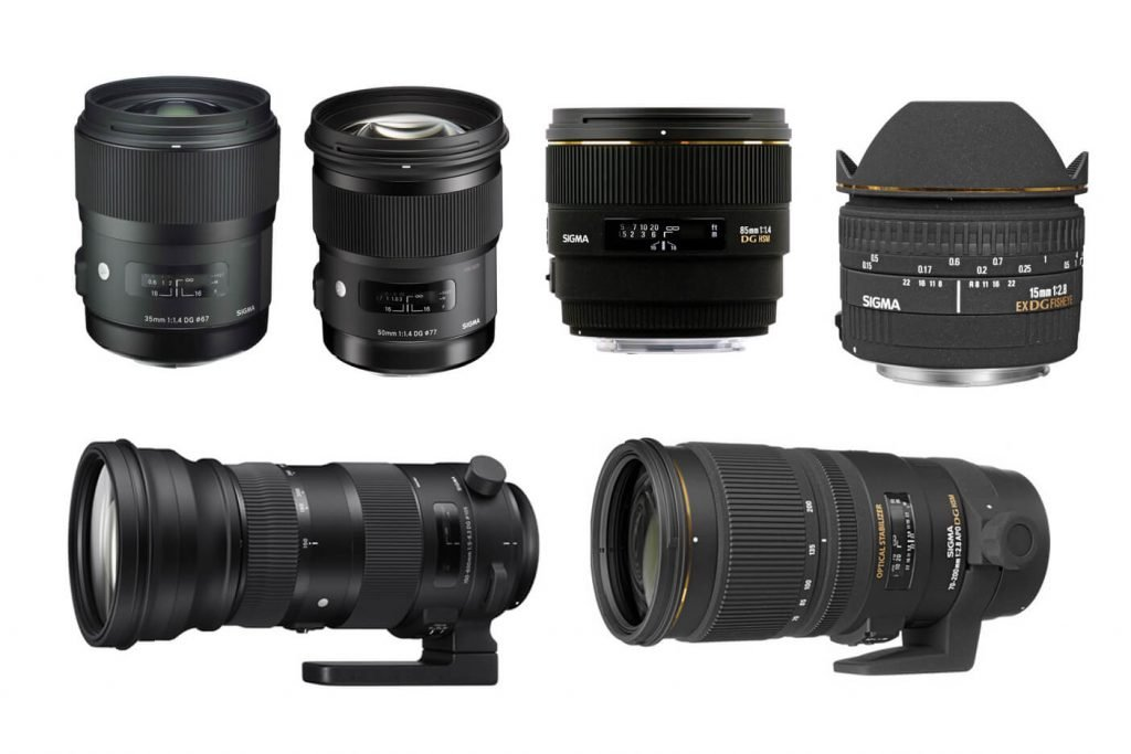 sigma lenses price nepal