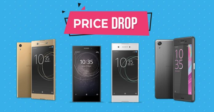 sony smartphones price drop nepal