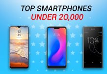 top smartphones under 20k in nepal