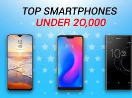 top smartphones under 20k in nepal