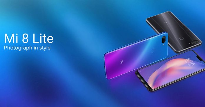 xiaomi mi8 lite launched price nepal specs colors