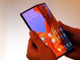 Huawei Mate X launched