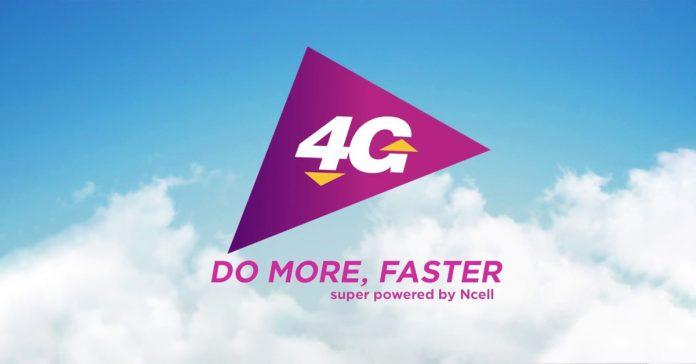 Ncell 4G Data