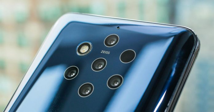 Nokia 9 Pure View launched