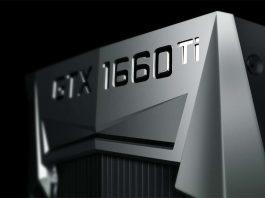 Nvidia GTX 1660 Ti graphics card