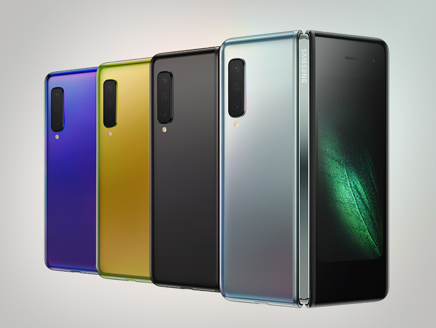 Samsung Galaxy Fold launched