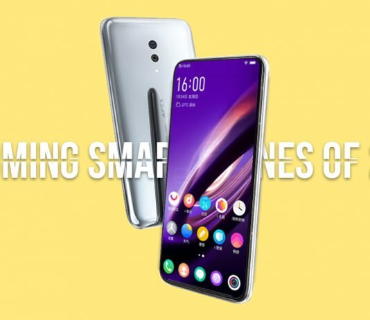 upcoming smartphones 2019