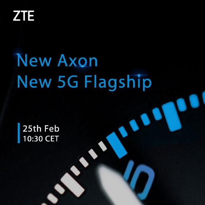 ZTE Axon 10 Pro MWC 2019