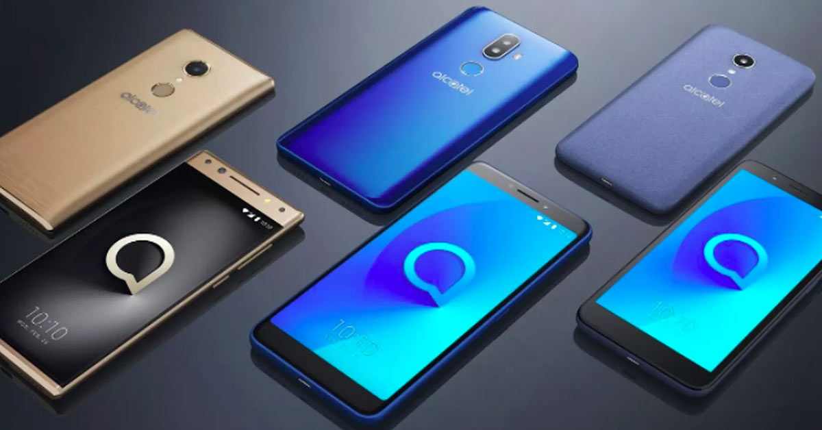 MWC 2019: Alcatel 1S, Alcatel 3L, Alcatel 3 and Alcatel 3T