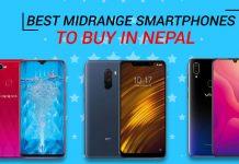 best mid range smartphones to buy in nepal