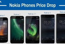 nokia phones price drop nepal