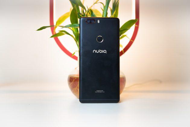 nubia z17 lite design