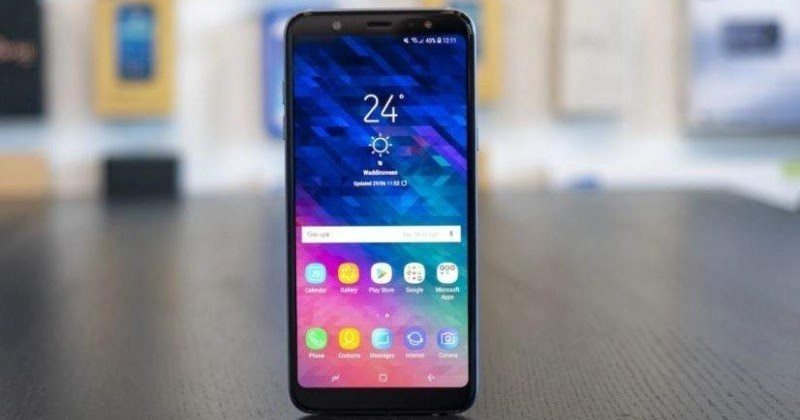 samsung galaxy A30 launched