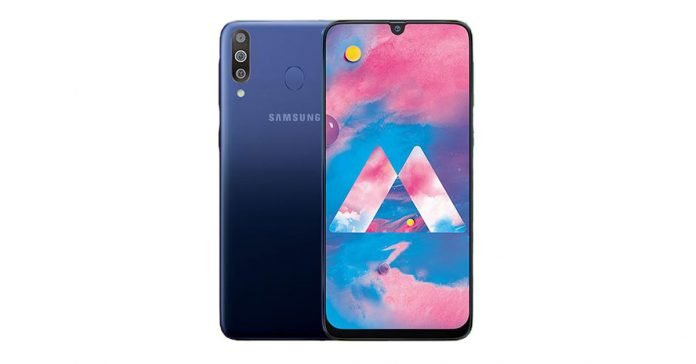 samsung galaxy m30 launched