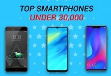 top smartphones under 30k in nepal