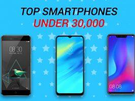 top smartphones under 30k in nepal