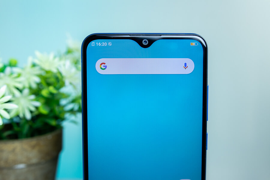 vivo y91i notched display
