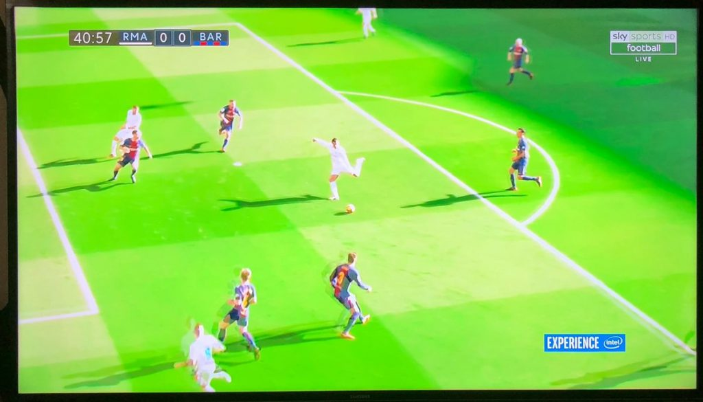 360 Degree replay LaLiga