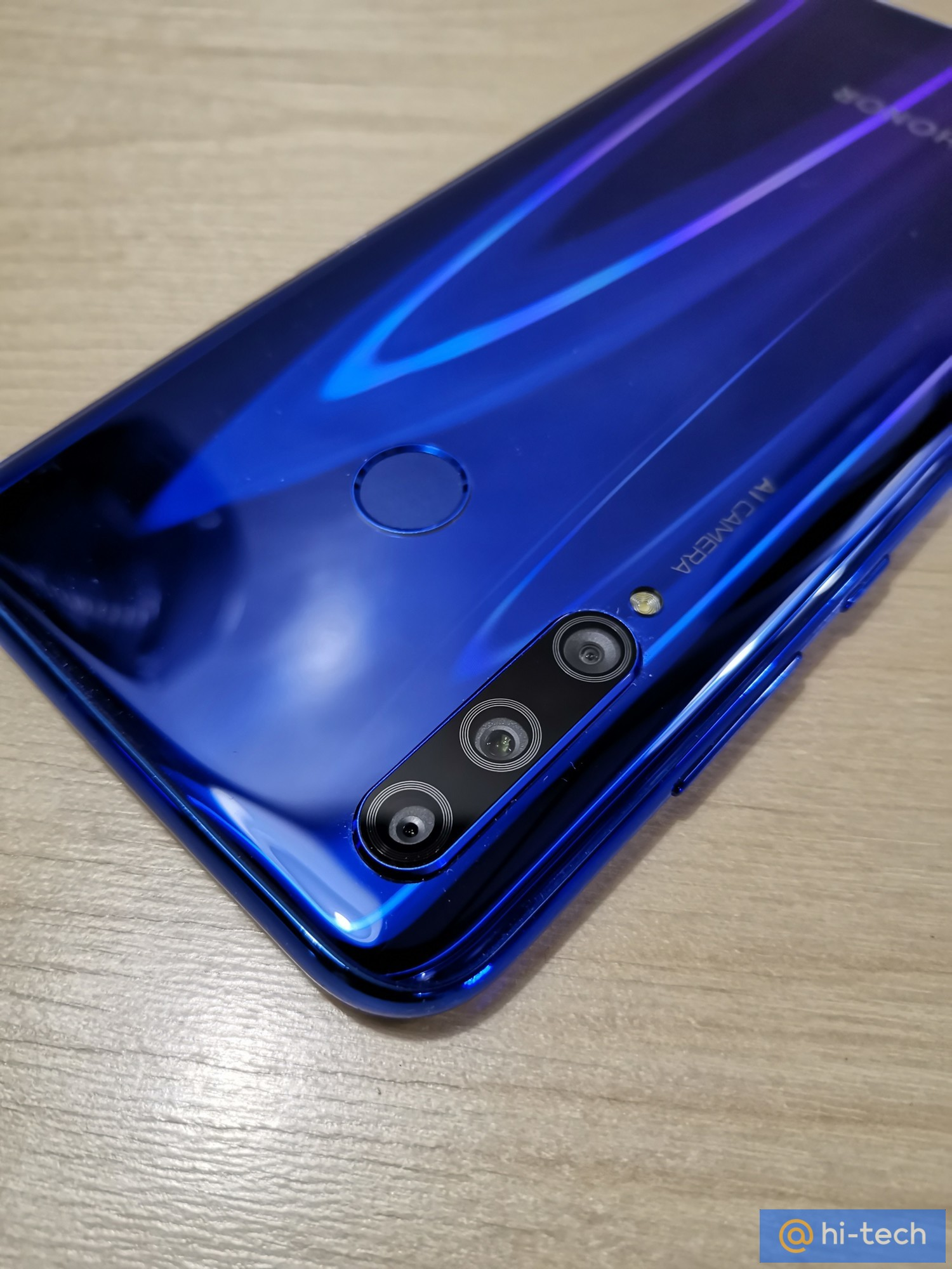 Honor 10i triple cameras