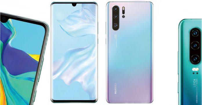 Huawei P30 pro dxomark score