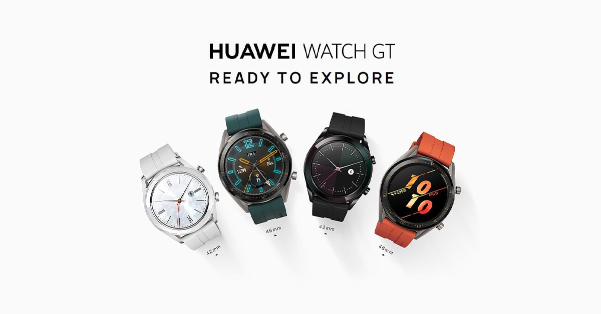 Image result for Huawei Watch GT Active application