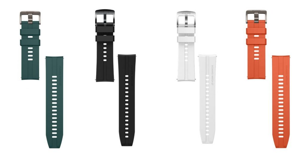 Huawei Watch GT elegant edition straps