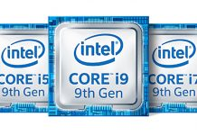 Intel 9th Gen processor