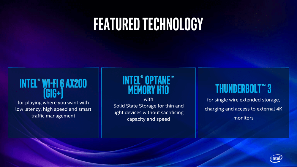 Intel H series technology