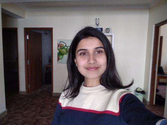 Redmi Go selfie indoor