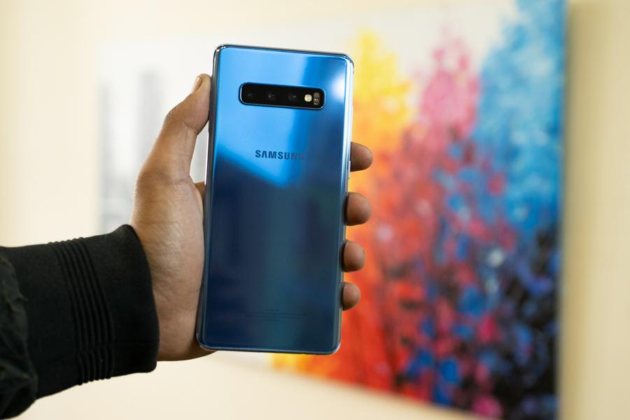 Samsung Galaxy S10 Plus price nepal