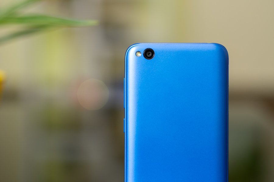 XIaomi Redmi Go rear camera