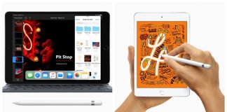 apple ipad mini 2019 ipad pro 2019