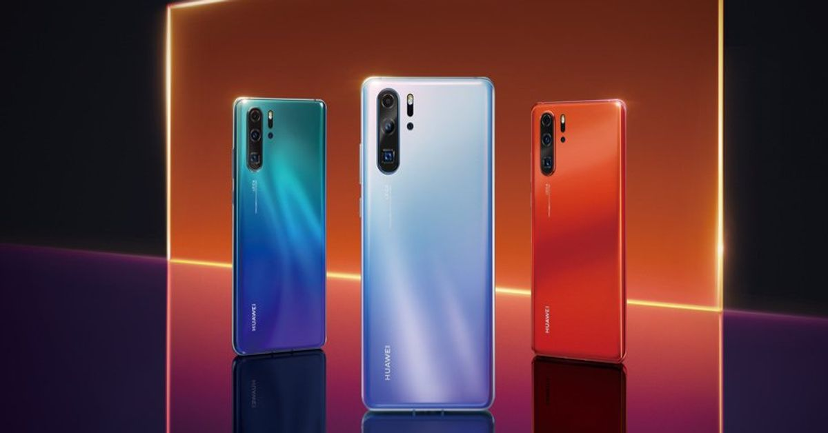 ea129a06b2e Huawei P30 and P30 Pro open for pre-booking in Nepal  Check out their prices
