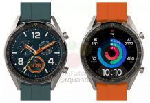huawei watch gt active gt elegant