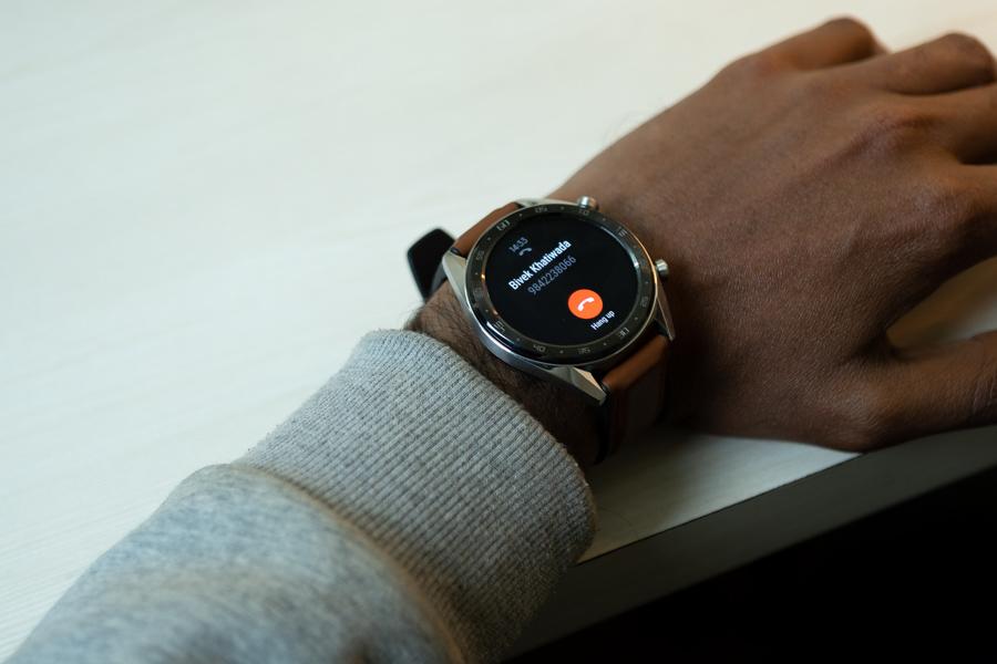 huawei watch gt call