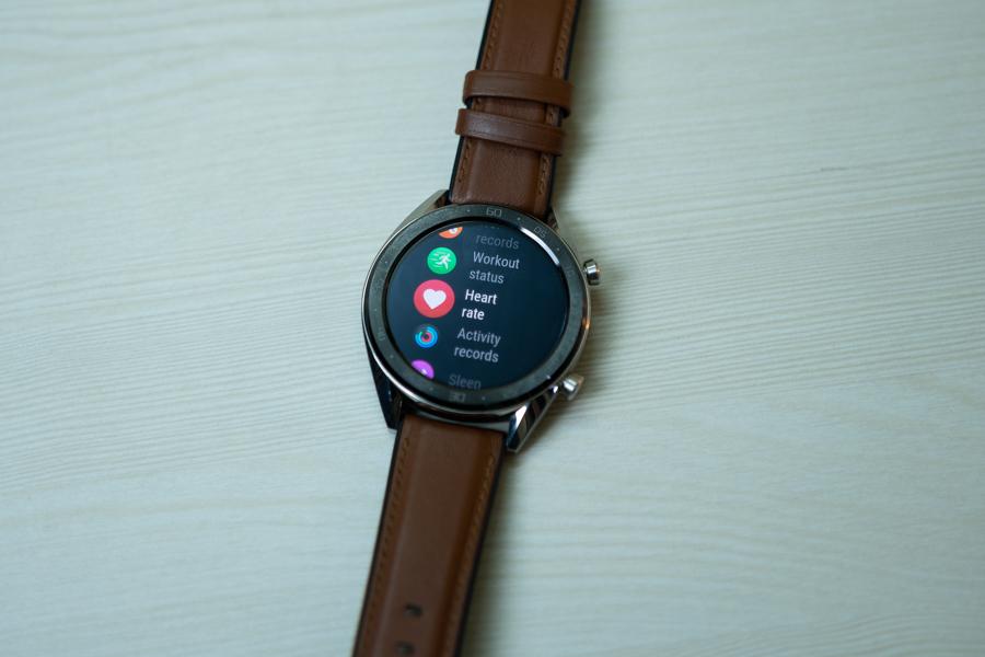huawei watch gt watch features