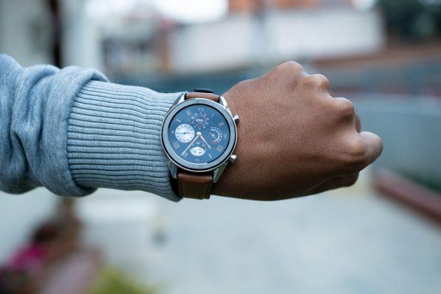 huawei watch design wrist