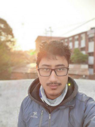 samsung galaxy a30 portrait selfie 2