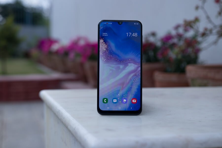 samsung galaxy a50 display