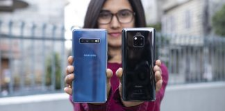 samsung galaxy s10 plus vs huawei mate 20 pro camera comparison