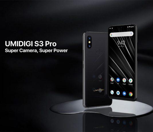 umidigi s3 pro price specs