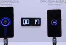 Xiaomi's 100 watt charger