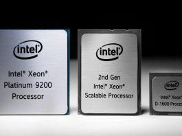 Xeon Platinum 9282