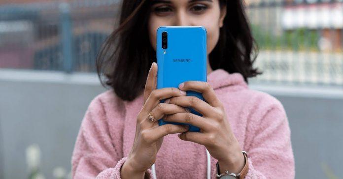 Samsung galaxy A70 Price Nepal