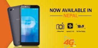colors pride 1e price nepal