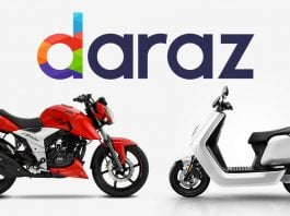 daraz new year offer two wheelers