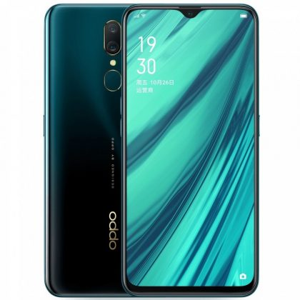 oppo a9 mica green
